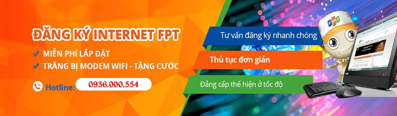 Banner mạng internet Hải Phòng