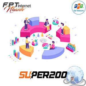 Super 200- Tốc độ 200Mbps