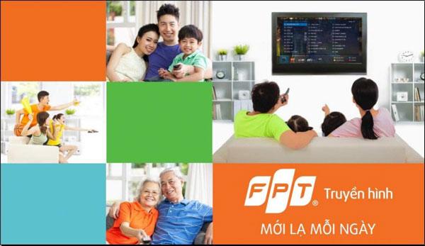 Đăng ký truyền hình FPT Hải Phòng