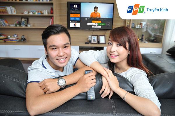 Gói cước truyền hình FPT Hải Phòng