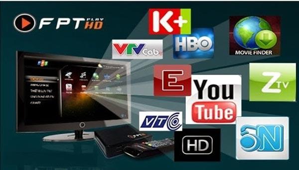 truyền hình FPT và các lỗi thường gặp