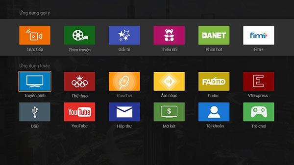 truyền hình FPT nâng cấp toàn diện về thiết bị và số lượng kênh